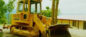Dobson Excavations Dozers and Traxcavators for Hire
