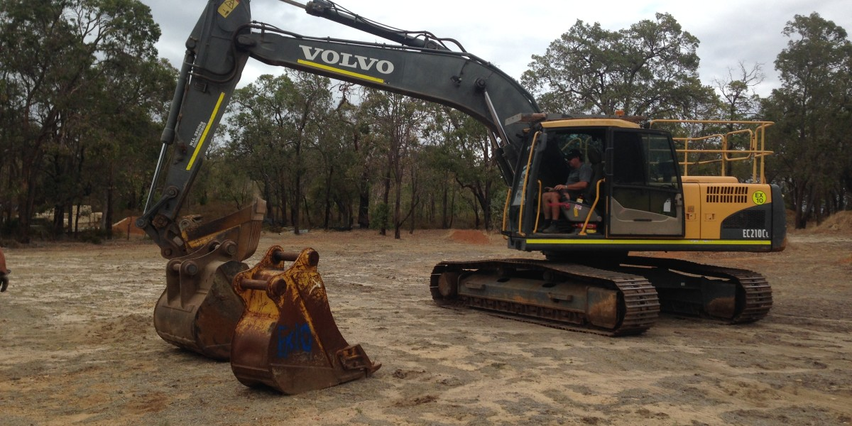 Earthmoving Perth contractors Dobson Excavation machinery