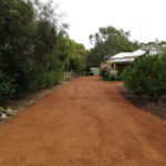 Driveway Gravel Compacted