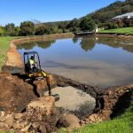 Dobson Excavations Dam Cleaning, Extending and Construction Dam Repair and Maintenance