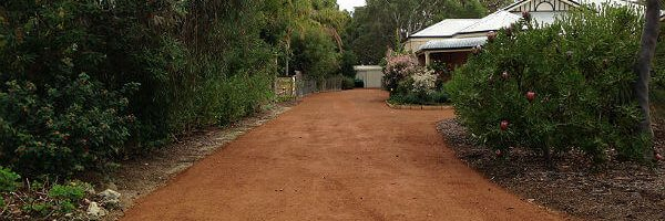 Dobson Excavations Driveway Planning and Construction - Driveway Gravel Compacted