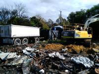 Dobson Excavations Earthmoving and Excavation Services Trash and Demolition Services