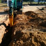 Dobson Excavations Rock Hammer Machineries for Hire