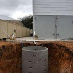 Dobson Excavations Septics and Soak Wells Soak Wells Installation