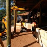 One of the earthmoving and excavation projects from Perth contractor Dobson Excavations.