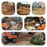 Mini -Excavator- Hire