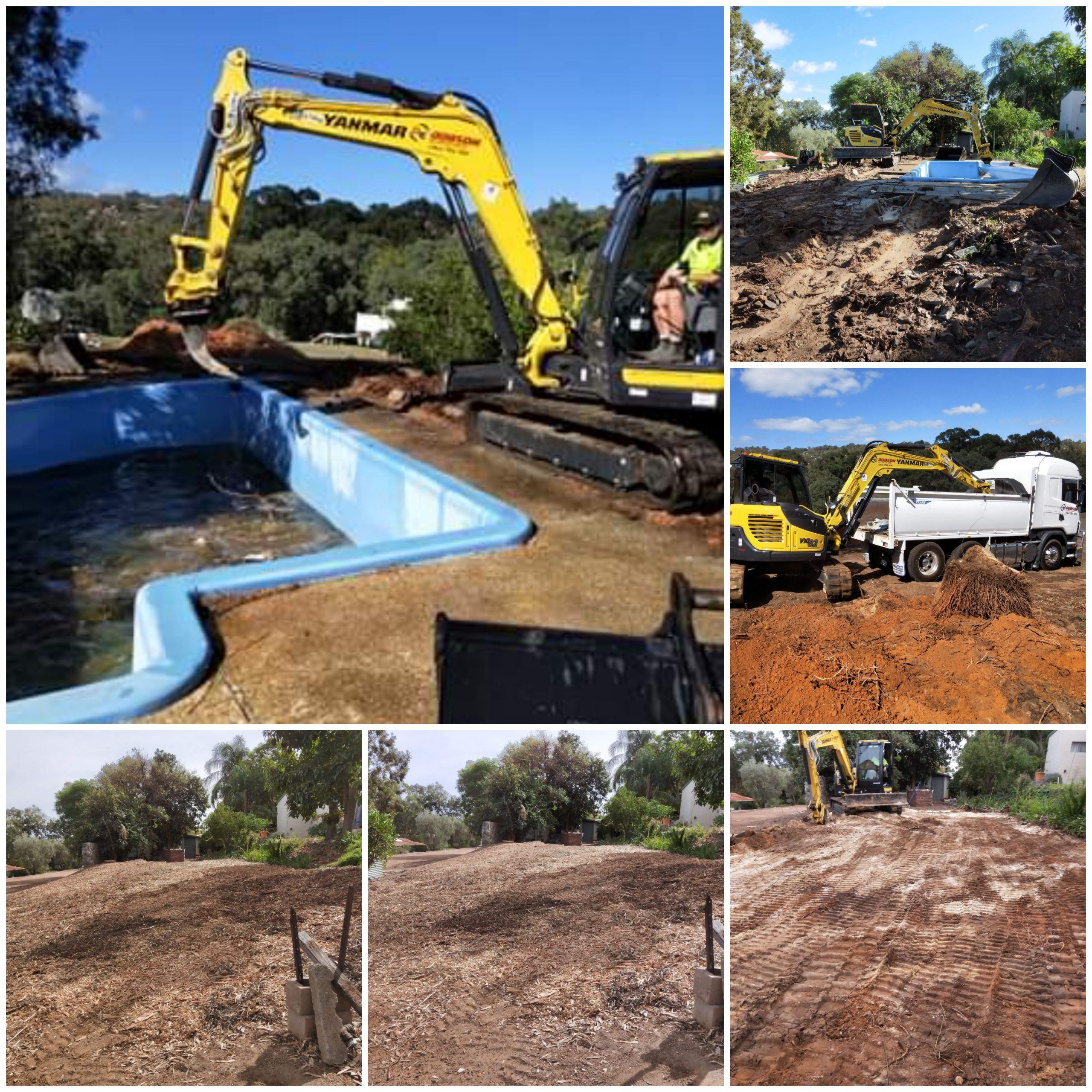 POOL-REMOVAL