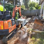 Leach-Drain-Install-Mini-Excavator